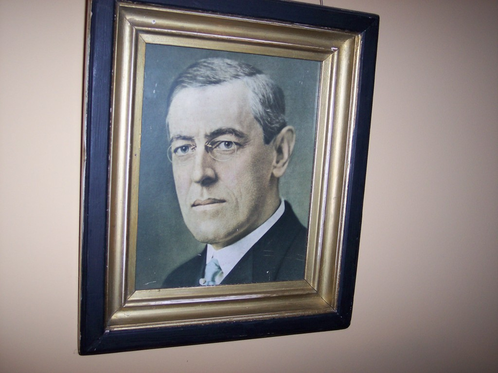 The Woodrow Wilson Suite